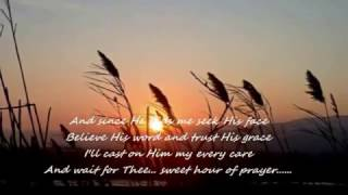PAT BOONE - SWEET HOUR OF PRAYER
