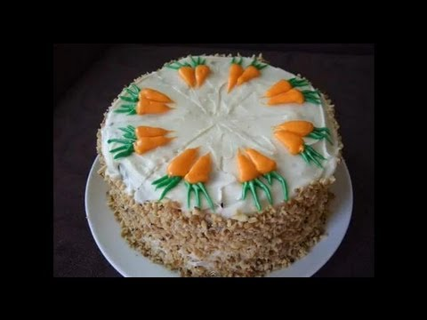 mp4 Decoration Carrot Cake, download Decoration Carrot Cake video klip Decoration Carrot Cake