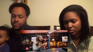 MORISSETE AMON - RISE UP (ANDRA DAY COVER) REACTION