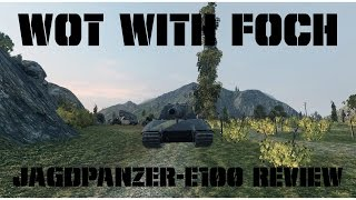 Jagdpanzer E-100 review! Is it Worth the grind?