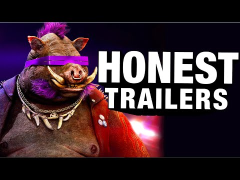 Honest Trailers - Teenage Mutant Ninja Turtles: Out of the Shadows