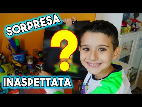 UNA BUSTA A SORPRESA INASPETTATA!!! - Pippo Official Channel