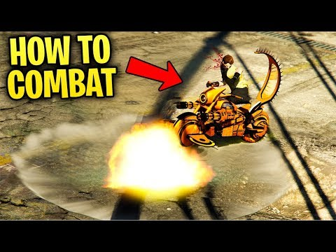 GTA Online: Arena War DLC - How does \