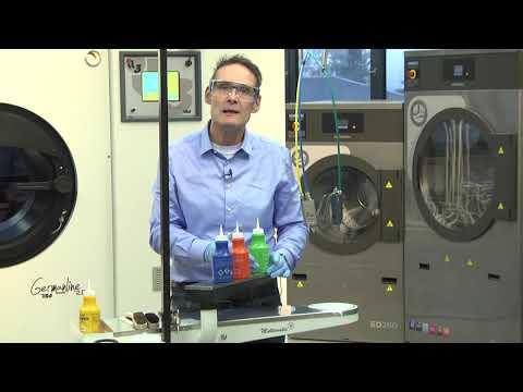 Detachur in der Textilpflege