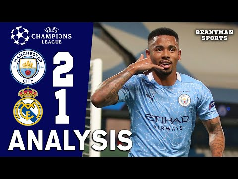 Man City 2-1 Real Madrid (Agg 4-2) – Full Post Match Analysis & Reaction – Champions League