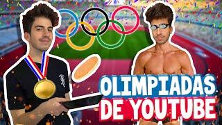 Hicimos Olimpiadas EN CASA! *Competimos por $5,000*