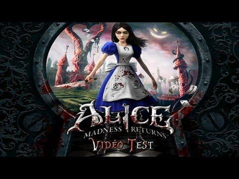 Alice : Retour au Pays de la Folie PC
