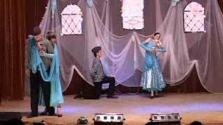 Вальс Ах эти тучи в голубом | Хореографический ансамбль Юность