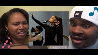 ARIANA GRANDE - BE ALRIGHT LIVE - REACTION