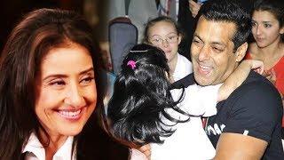 Salman Khan Always Had A BIG HEART - Manisha Koirala Shares An Incident