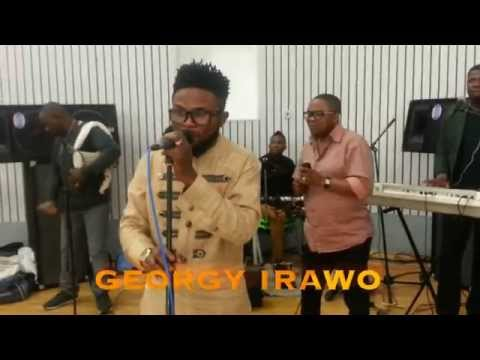 GEORGY IRAWO LIVE AT BARKING REACH 03-01-2015