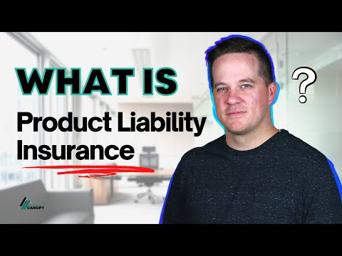 , title : 'What is Product Liability Insurance?