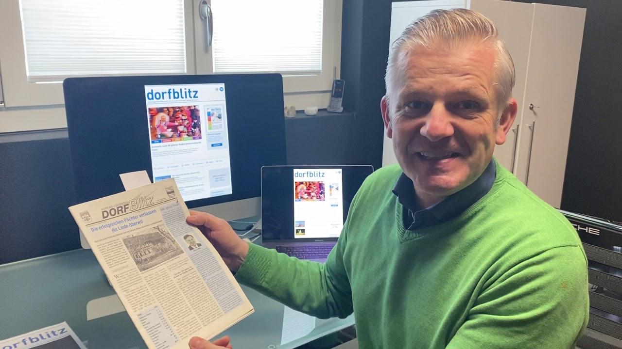 Rainer Maria Salzgeber über das neue Newsportal