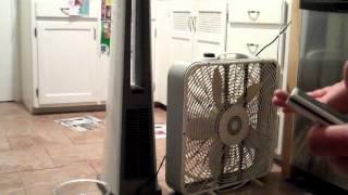 Lasko Airlogic AC600 Bladeless Fan Vs Lasko Box Fan