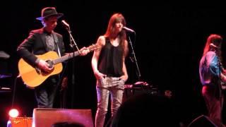 """""""Heaven can wait"""" Beck featuring Charlotte Gainsbourg, le 02 juillet 2013 @ Cité de la Musique"""