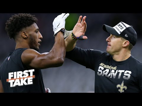 Battle for the NFC South: Saints vs. Falcons   First Take