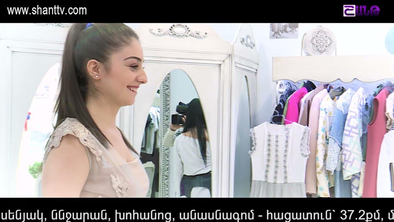 X-Factor4 Armenia-Diary/Girls choosing what to wear-09.02.2017