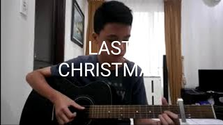 Last Christmas - Taylor Swift - Guitar fingerstyle cover