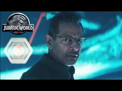 New Info About Ian Malcolm's Role   Jurassic World Fallen Kingdom