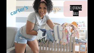 Baby Haul 2020 | Carters Girl & Boy Haul