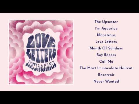 LOVE MP3 TÉLÉCHARGER LETTERS METRONOMY