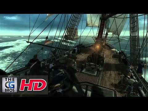 E3 2012 Assassins Creed III Gameplay: Amazing Ship to Ship Battles on the Ocean!!