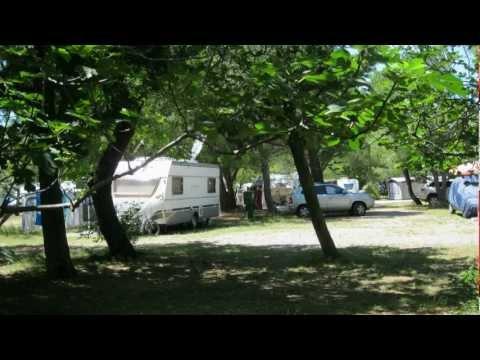 2012 Camping Paklenica in Starigrad - Kroatie