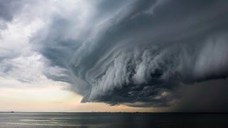 What causes a hurricane?   Natural Disasters