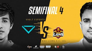 Vault Esports VS MAD Lions E.C. Colombia | Semifinales | Golden League Clausura - Playoffs | Mapa 4