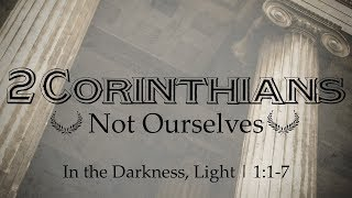 In the Darkness, Light