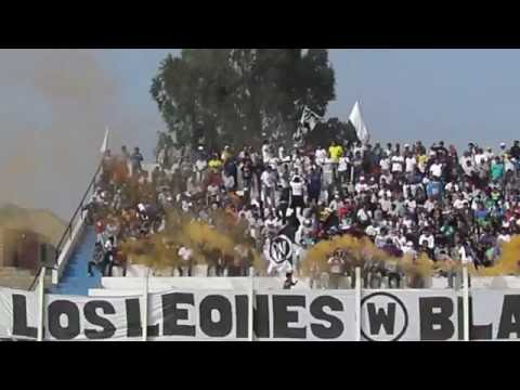 """""""WALTER ORMEÑO EQUIPO Y SU BARRA LOS LEONES BLANCOS"""" Barra: Los Leones Blancos • Club: Walter Ormeño"""