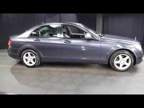 Mercedes-Benz C 200 CDI Business Elegance 4d A, Sedan, Automaatti, Diesel, CHS-928