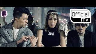 [MV] Yoonmirae(윤미래), Tiger(타이거) JK, Bizzy(MFBTY) _ Bang Diggy Bang Bang(방뛰기방방)