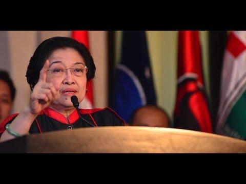 Kata-Kata Pensiun Megawati Cuma Sopan Santun Belaka