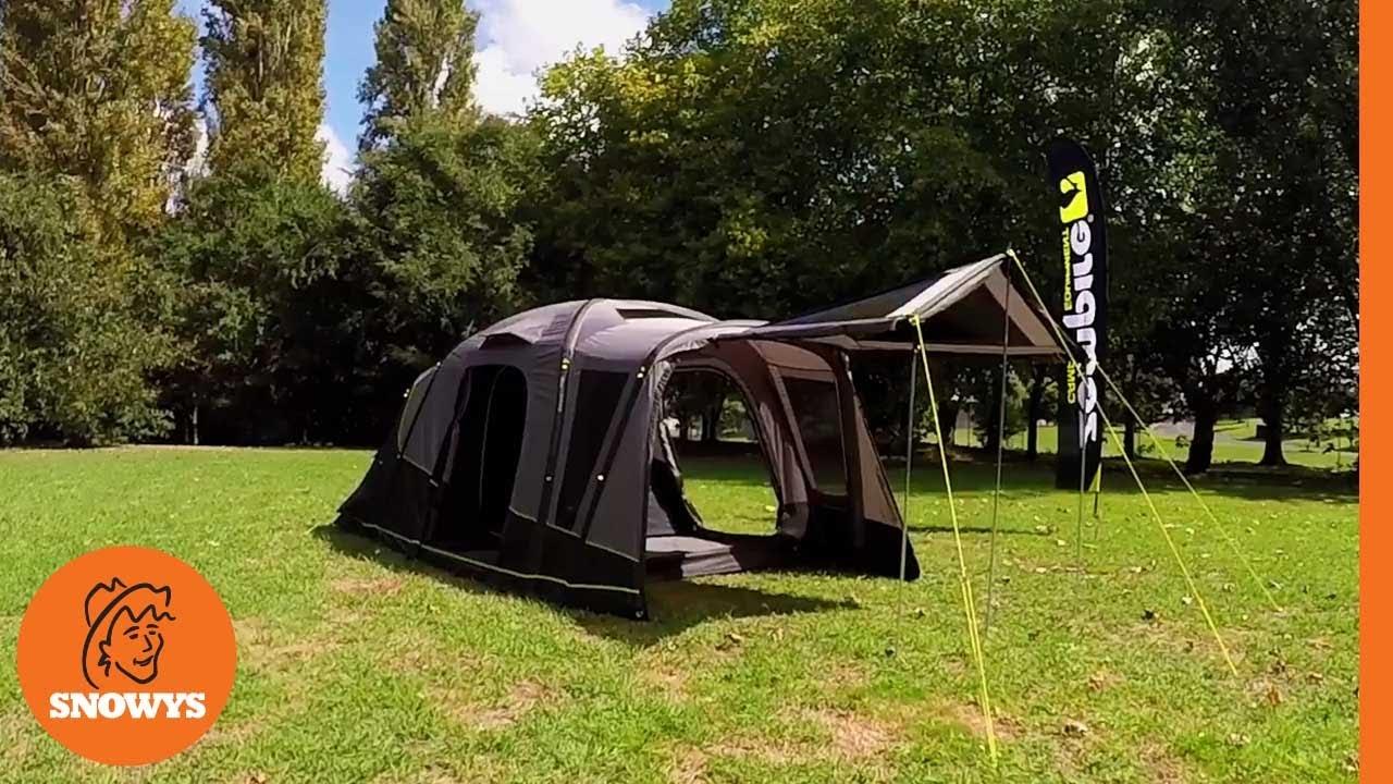 Aerodome I Pro V2 Air Tent