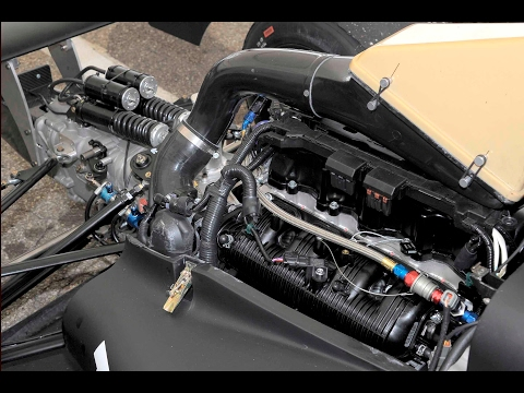 The F4 US Honda K20 C1 2.0-Liter Engine Package