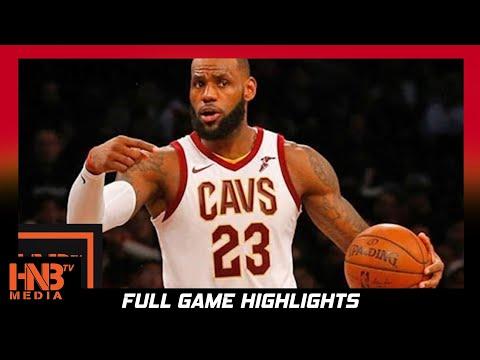 Cleveland Cavaliers vs Washington Wizards Full Game Highlights / Week 3 / 2017 NBA Season