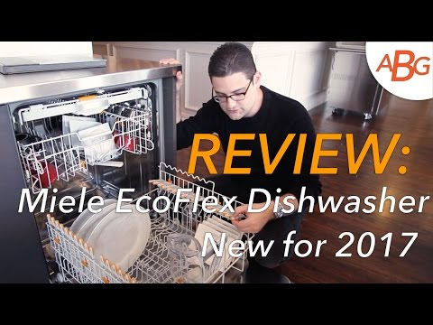 Miele EcoFlex Dishwasher Review (G6665 SCVI) – NEW FOR 2017