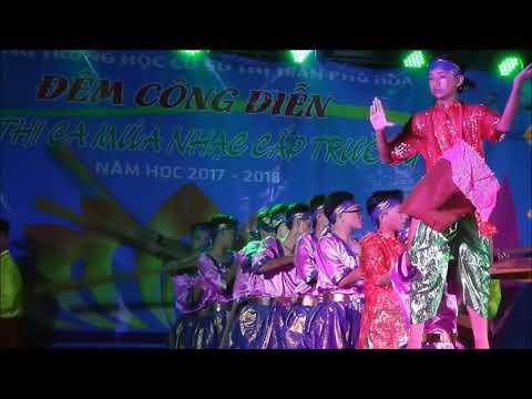 34 Tết chol nam thơ may 9A3 THCS TT Phú Hòa TS