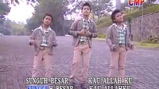 Simbolon Kids - Ajaib Tuhan (Official Lyric Video)