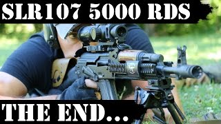 Arsenal SLR107 5000rds Later  This Is The End Giveaway Too