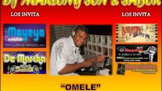 Omele - Sonora Ponseña - Dj Marlong Son Y Sabor
