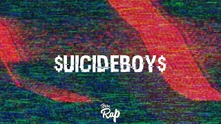 $UICIDEBOY$ - I'M DONE. (Lyrics / Lyric Video)