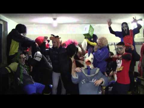 Harlem Shake con il Binago Calcio