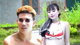 MÈO MÙ VỚ CÁ RÁN   Phim Hài Hay 2019   Hài Linh Miu Xem 1000 Lần Vẫn Cười