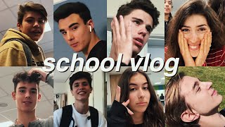 Meet My Attractive Friends | SCHOOL VLOG PART 1