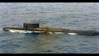 """02  Исполины холодной войны. """"Подводный ракетоносец АПЛ 667А «Навага»"""""""