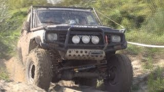 preview picture of video 'OFF ROAD PL It's a challenge / Święto Czernichowa 21.09.2013'