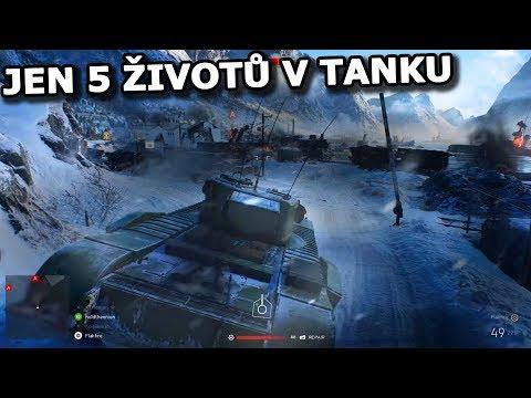 Těžká technika v Battlefield V #2