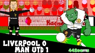 Liverpool Vs Manchester United 01 20152016 Wayne Rooney Goal 17116